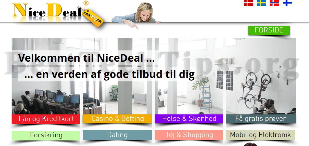 Get rid of NiceDeal
