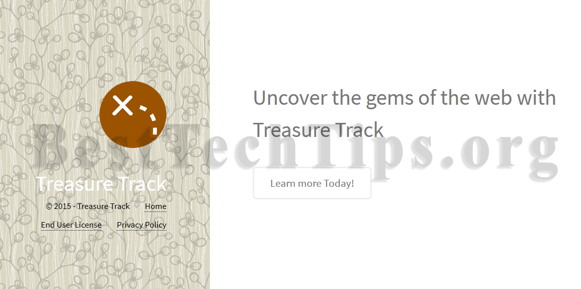 Get rid of Treasure Track