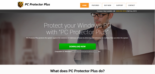 How to remove PC Protector Plus