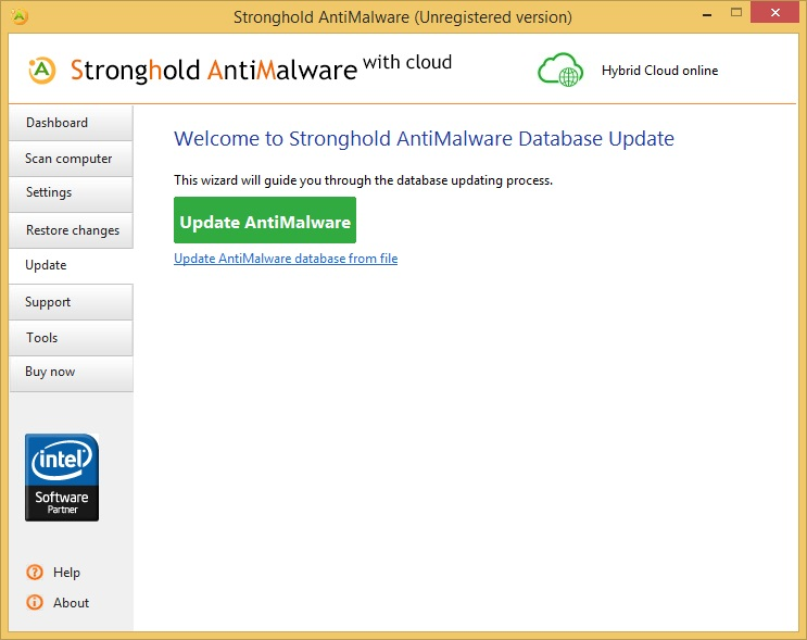 Stronghold AntiMalware update