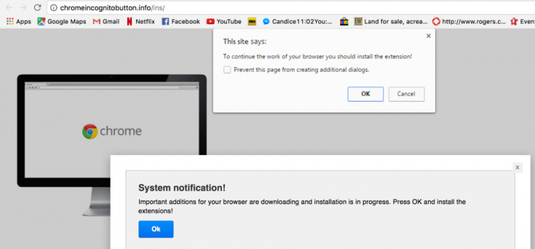 how to get incognito on google chrome
