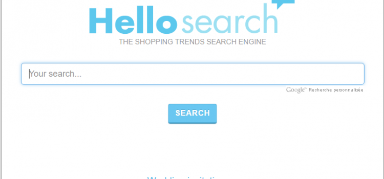 How to remove Hellosearch.fr
