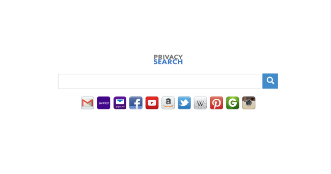 Search.privacy-search.net hijacker