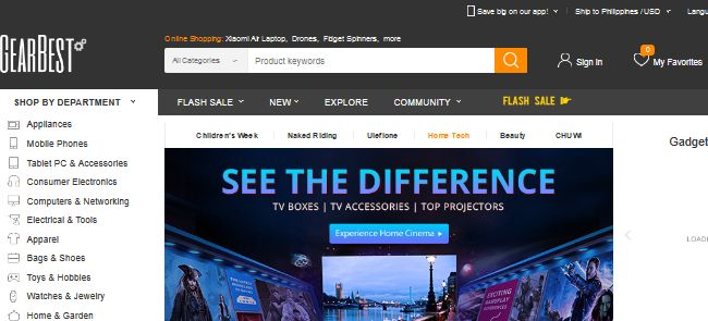 "How to remove ""Ads by GearBest"""