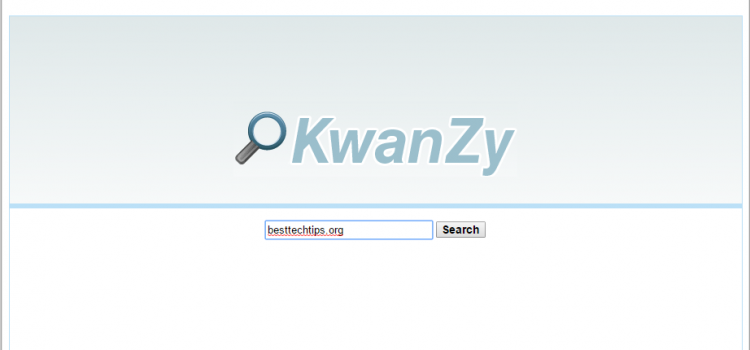How to remove KwanZy.com