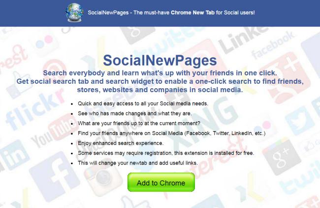 Socialnewpages.com