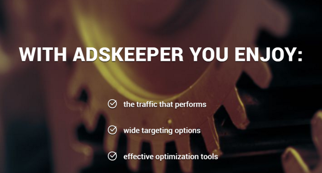 How to remove AdsKeeper