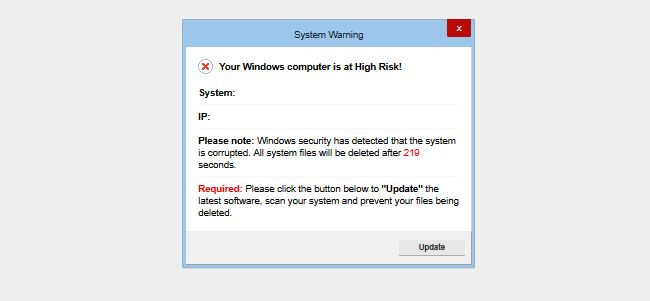 How to remove Winshield.today pop-up (Your Windows computer is at High Risk)