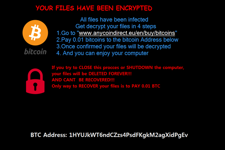 remove Exolocked ransomware