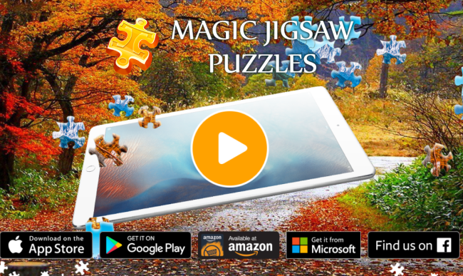 Magic Jigsaw Puzzle