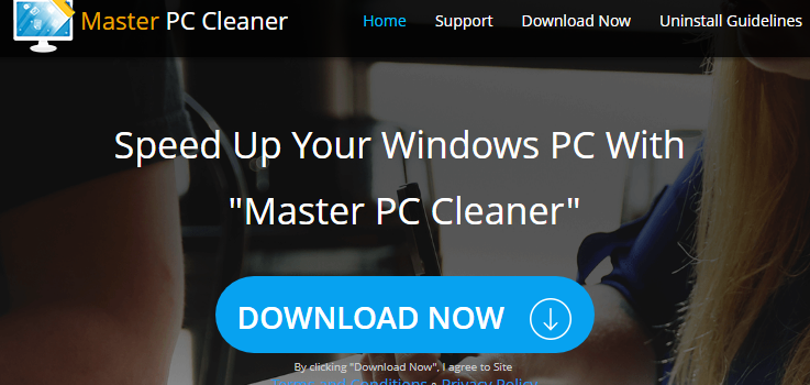 How to remove Master PC Cleaner