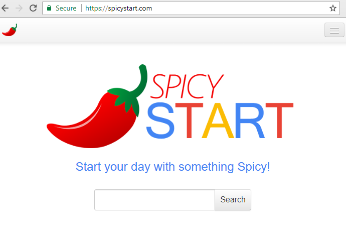 remove Spicystart.com hijacker