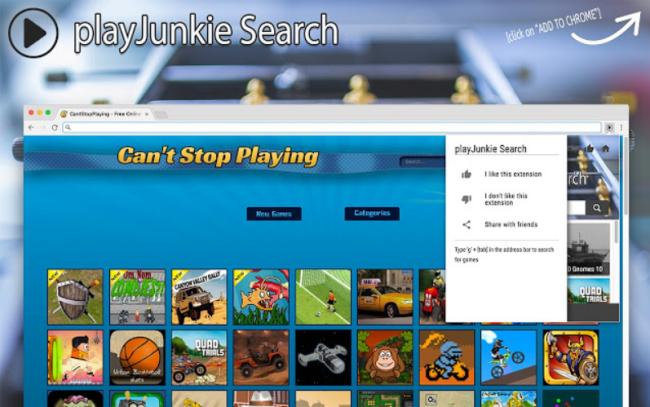 playJunkie Search
