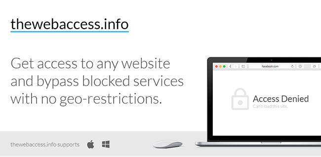 Thewebaccess.info