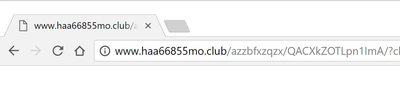 remove Haa66855mo.club redirect