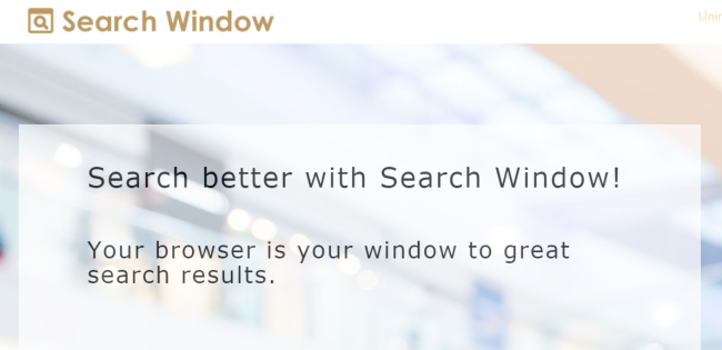 remove Searchmywindow.com hijacker