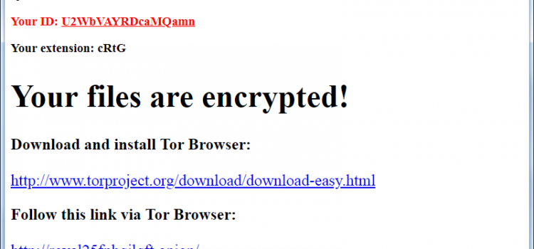 How to remove Princess Locker-2 ransomware and restore files
