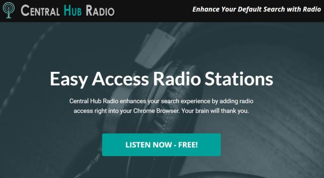 Central Hub Radio