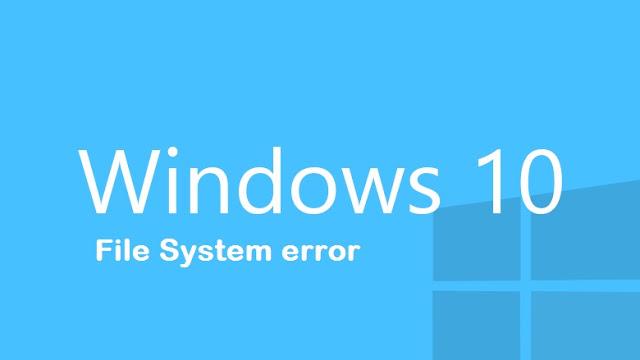 fix Windows 10 upgrade error
