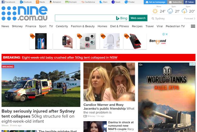 Nine.com.au