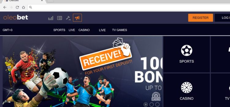 How to remove Oleobet.com pop-up ads