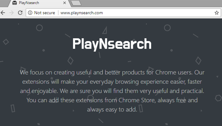 remove PlayNsearch redirect