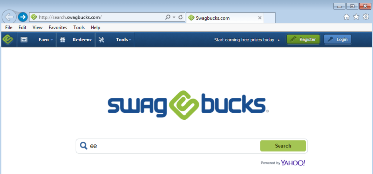 How to remove Swagbucks.com
