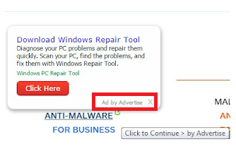 remove Advertise ads
