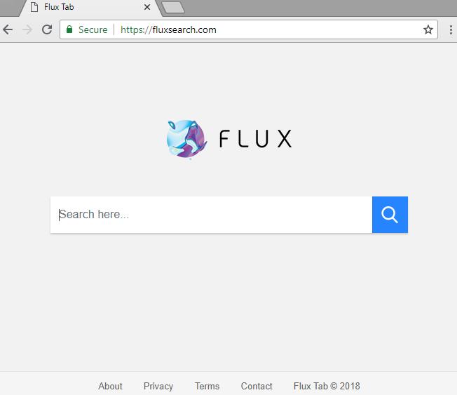 remove Fluxsearch.com redirect