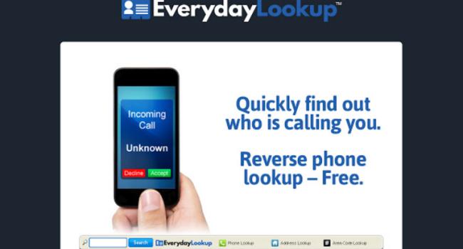How to remove EverydayLookup