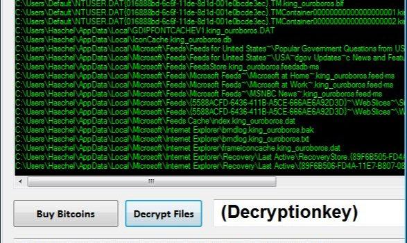 How to remove KingOuroboros Ransomware and decrypt .king_ouroboros files