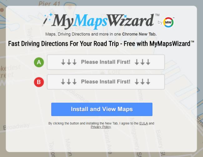MyMapsWizard