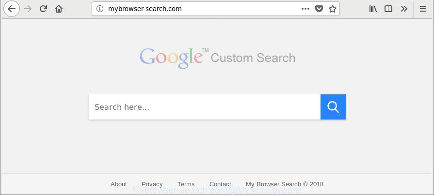 How to remove Mybrowser-search.com