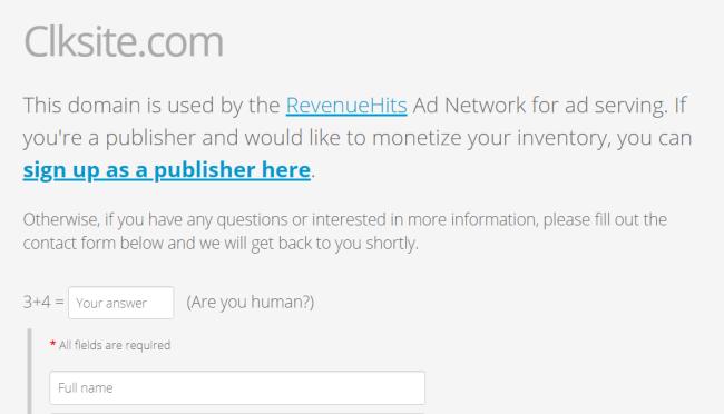 How to remove Clksite.com