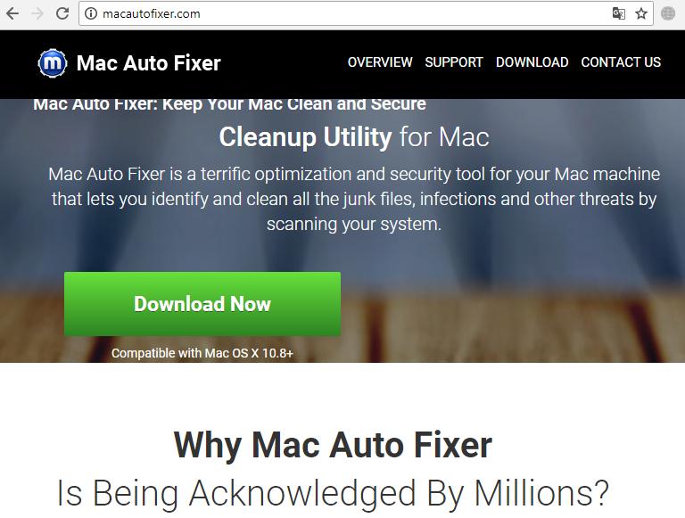 remove Mac Auto Fixer