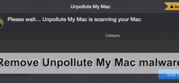 How to remove Unpollute My Mac (Mac)