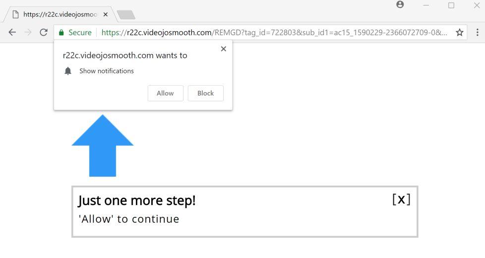 remove Videojosmooth.com redirect