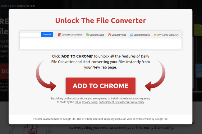 Daily File Converter