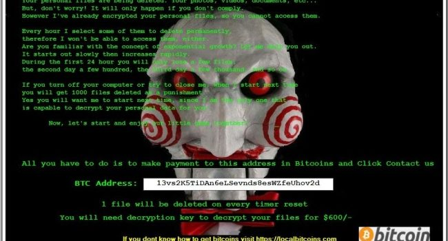 How to remove IT.Books Ransomware and decrypt files