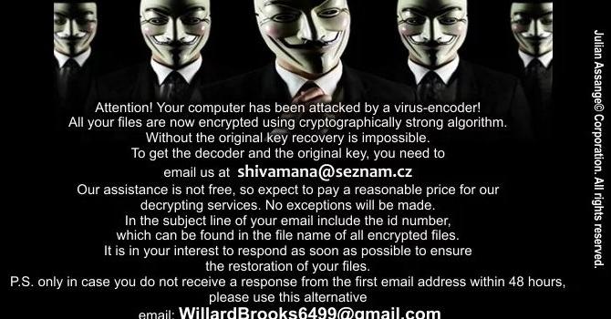 How to remove Pottieq ransomware and decrypt .id-%ID%-[shivamana@seznam.cz].pip