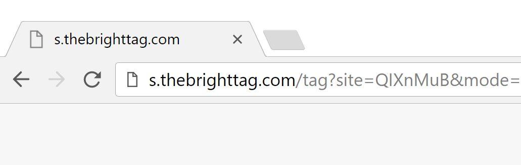 remove S.thebrighttag.com