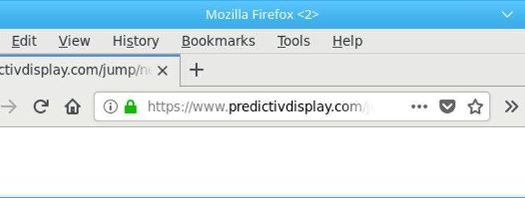How to remove Predictivdisplay.com redirect