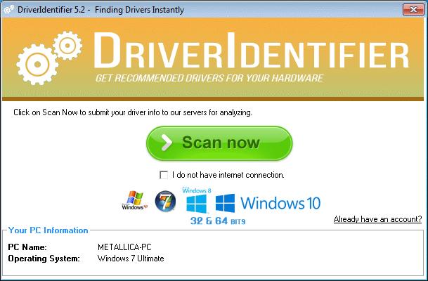remove Driver Identifier