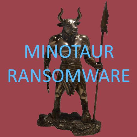 remove Minotaur Ransomware