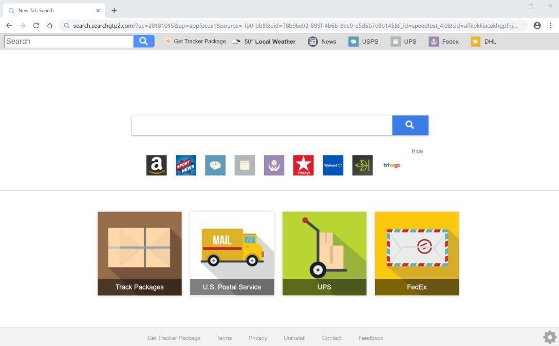 remove Search.searchgtp2.com hijacker