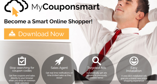 How to remove MyCouponsmart from Mac
