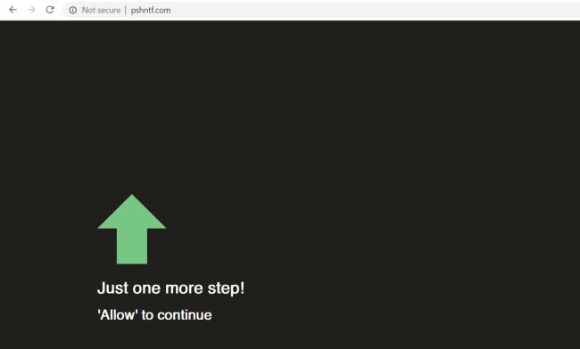 remove Pshntf.com