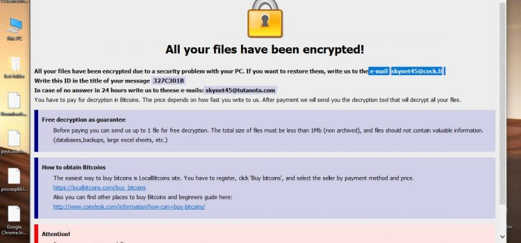 How to remove Combo ransomware and decrypt .combo files