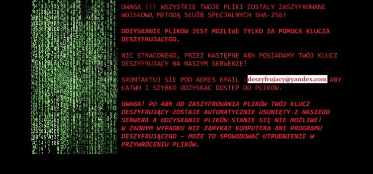 How to remove FORMA Ransomware and decrypt .locked files