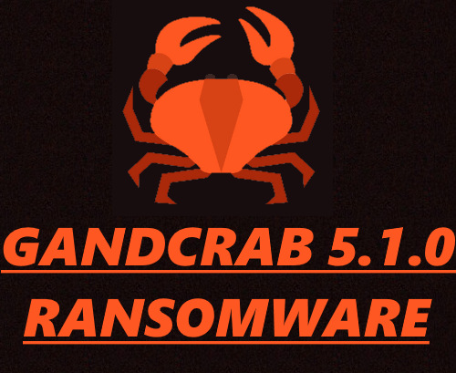 How to remove GANDCRAB V5.1.0 and restore files